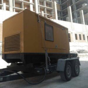 Что входит в услугу аренды генератора