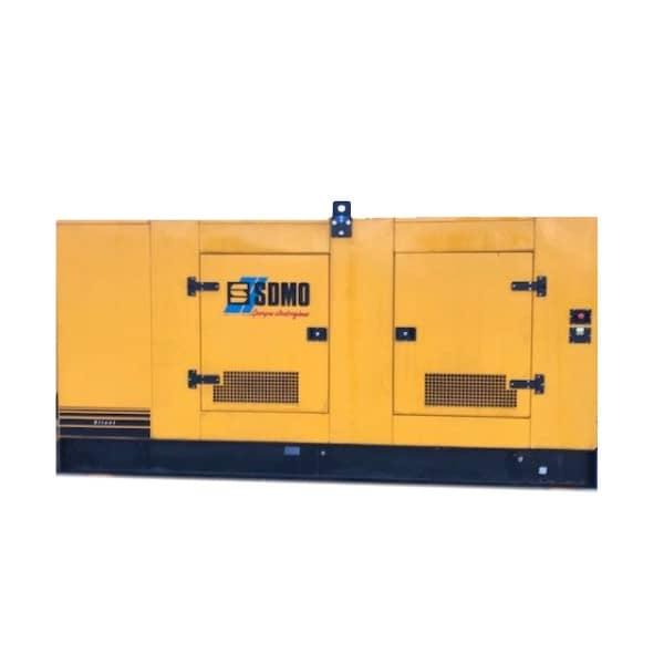 Оренда генератора дизельного 100 кВт SDMO від 1350 грн/доба