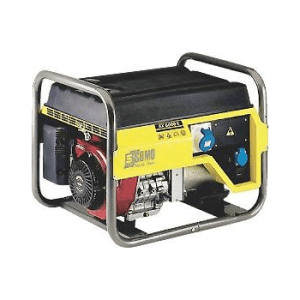 Бензиновий генератор на прокат 7 кВт трифазний