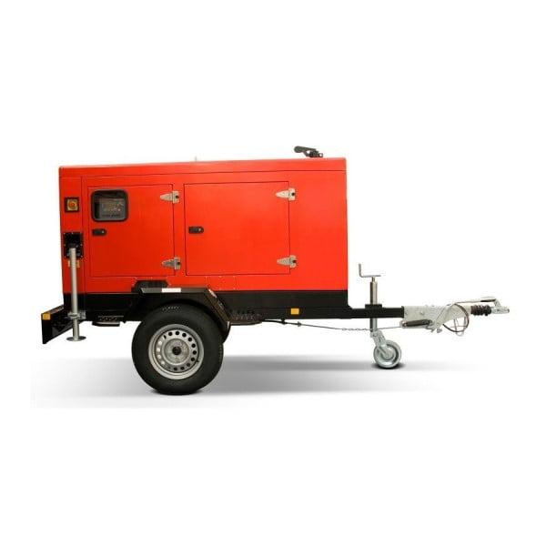 Генератор 10 кВт в аренду SDMO