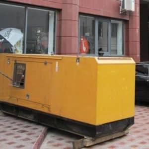 Дизельный генератор 80 кВт в аренду марки Olympian CAT