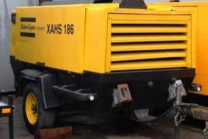 аренда компрессора дизельного Atlas Copco XAS 186 Dd