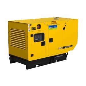 генератор дизельний в оренду 20 кВт AKSA Generator
