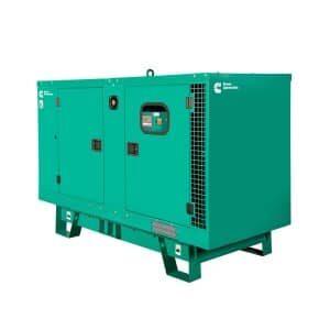 генератор дизельный в аренду 25 кВт Cummins Power Generator