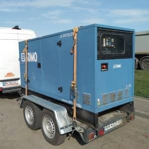 генератор 50 кВт в аренду марки SDMO