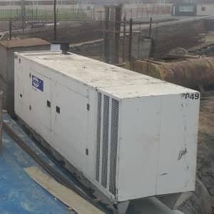 дизельний генератор 200 кВт в оренду марки FG Wilson