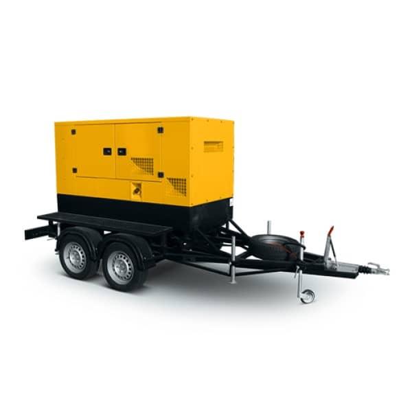 дизельный генератор 120 кВт в аренду Gesan