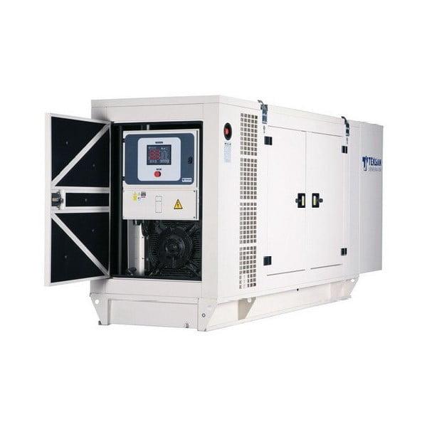 Дизельный генератор 100 кВт в аренду Teksan Generator