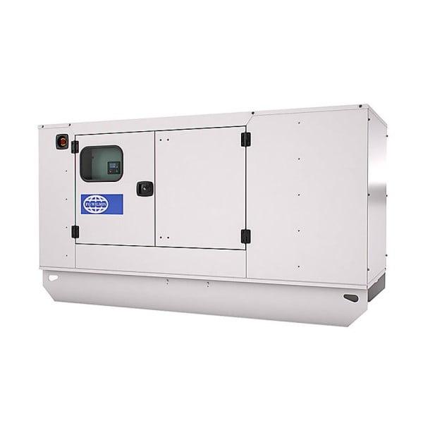 дизель генератор 110 кВт в аренду марки FG Wilson