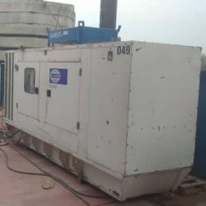 оренда дизельного генератора 150 кВт FG Wilson