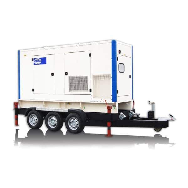 генератор 150 кВт в оренду марки FG Wilson