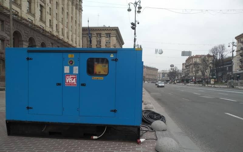 Де розмістити генератор на прокат