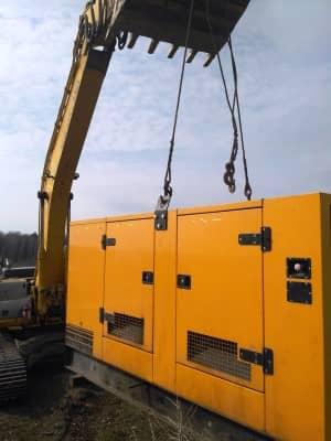 Дизель-генераторная электростанция для птицефермы