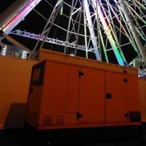 Прокат генератора Київ для атракціону