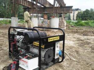 бензиновий генератор 10 кВт