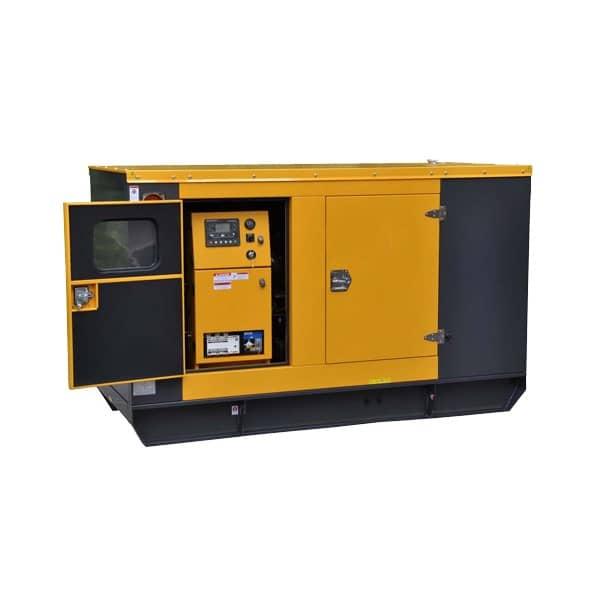 генератор 70 кВт в оренду