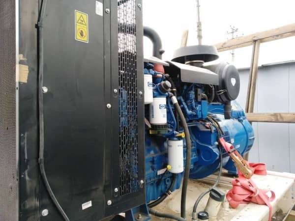 експлуатація орендованій дизельної генераторної установки