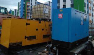 засоби автоматизації орендованого дизель-генератора