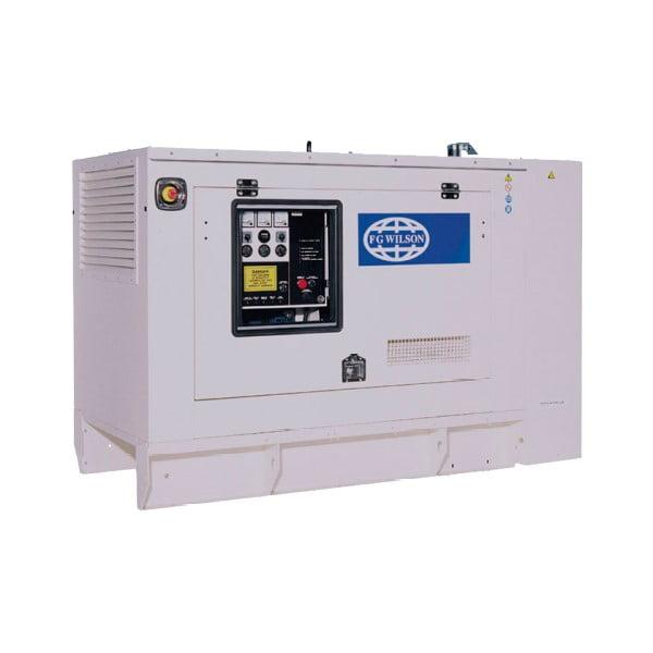 Дизельний генератор 40 кВт в оренду