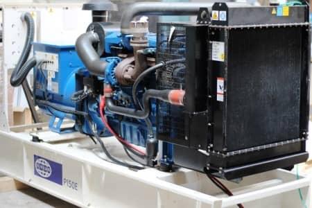 режими роботи орендованій дизель-генераторної установки