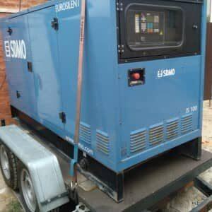 рівні автоматизації орендованій дизель-генераторної установки