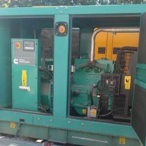 уровень автоматизации арендованной дизель-генераторной установки