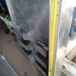 шумозахисного кожуху генератора виготовлення