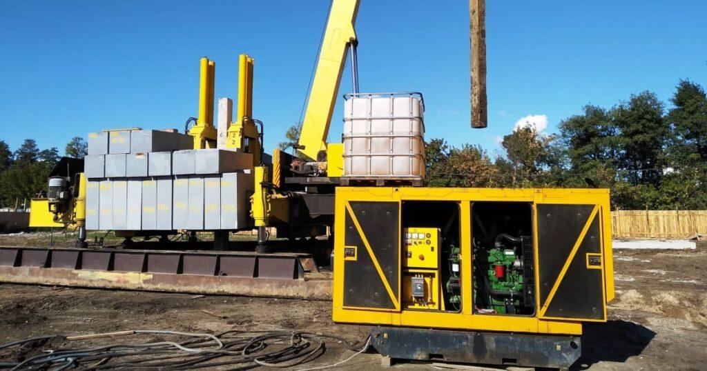 дизель-генератор 120 кВт в оренду