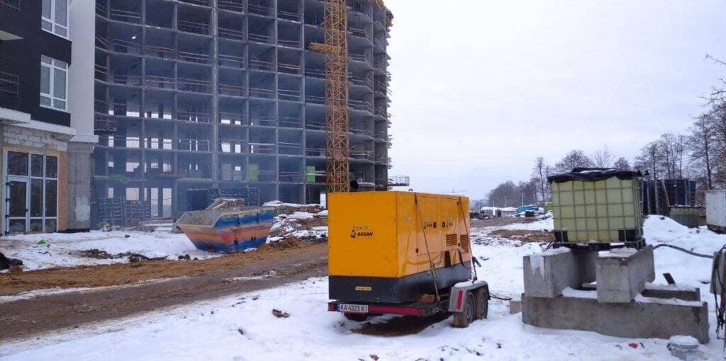 прокат генератора Київ