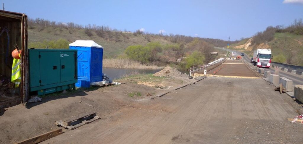 оренда генератора для ремонту доріг