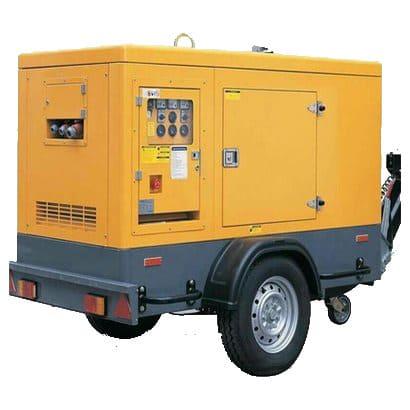 генератор 25 кВт в оренду